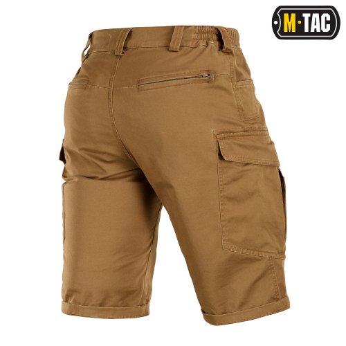 M-TAC ШОРТЫ COMMANDER VINTAGE COYOTE BROWN