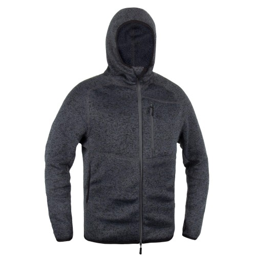 P1G-TAC КУРТКА ФЛИСОВАЯ PILGRIM 2.0. CHARCOAL HEATHER UA281-29958-CH-2