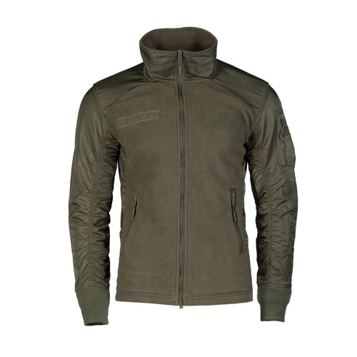 МИЛТЕК КУРТКА ФЛИСОВАЯ USAF JACKET RANGER GREEN 10430012
