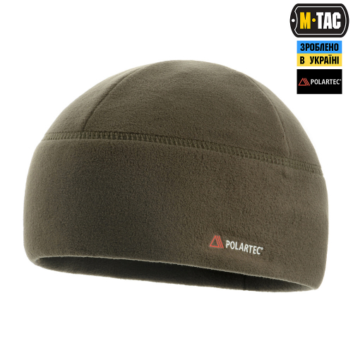 M-TAC ШАПКА WATCH CAP ФЛИС LIGHT POLAR DARK OLIVE