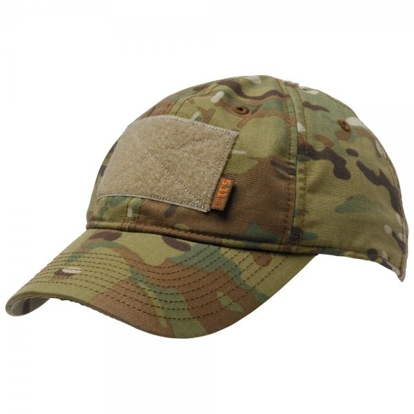 5.11 БЕЙСБОЛКА FLAG BEARER CAP MULTICAM 89063