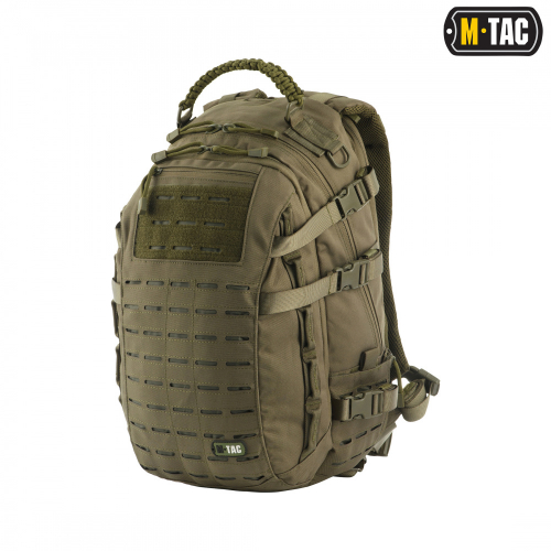 M-TAC РЮКЗАК MISSION PACK LASER CUT DARK OLIVE