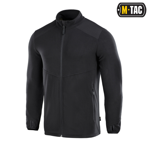 M-TAC КОФТА LEGATUS MICROFLEECE BLACK