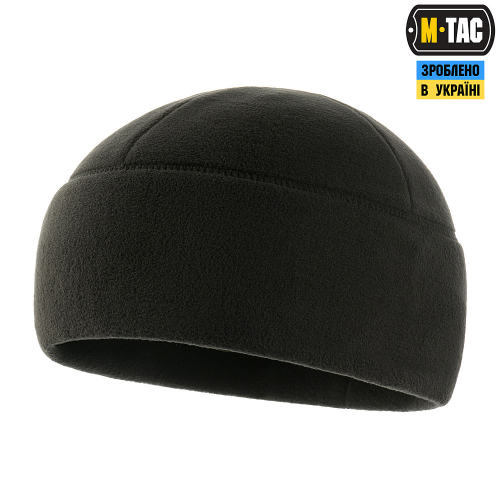 M-TAC ШАПКА WATCH CAP ФЛИС POLAR BLACK