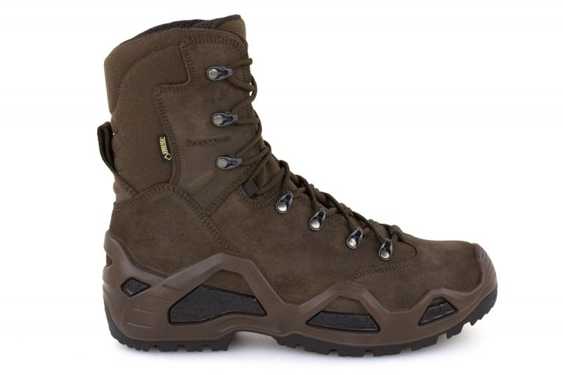 LOWA БОТИНКИ Z-8S GTX DARK BROWN 310664/0493