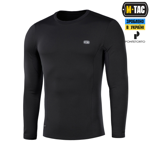 M-TAC ТЕРМОРУБАШКА WINTER BASELAYER BLACK