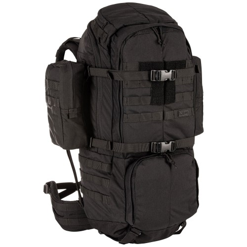 5.11 РЮКЗАК RUSH 100 BACKPACK BLACK 56555-019