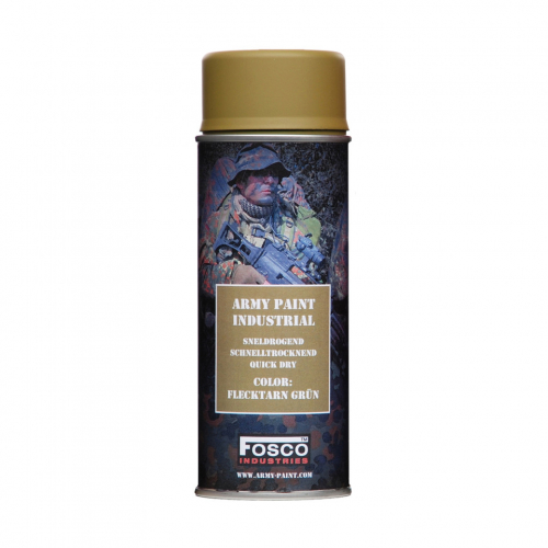 FOSCO ARMY PAINT SPRAY FLECKTARN GRUN 400ML