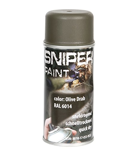 FOSCO ARMY PAINT SPRAY OLIVE DRAB 150ML