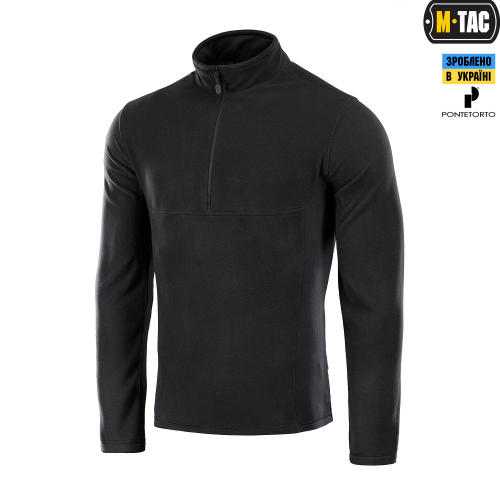 M-TAC КОФТА GROM MICROFLEECE BLACK