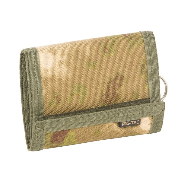 P1G-TAC КОШЕЛЕК DUTY DAY WALLET A-TACS FG W1998AFG