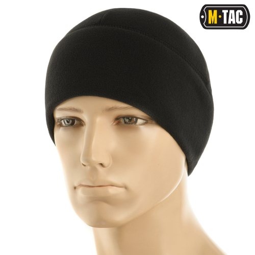 M-TAC ШАПКА WATCH CAP PREMIUM ФЛИС (225Г/М2) BLACK
