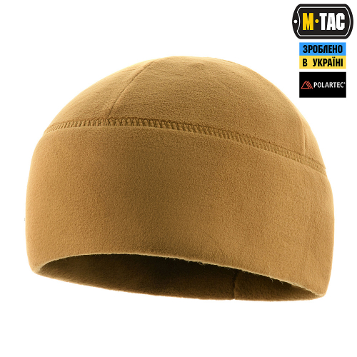 M-TAC ШАПКА WATCH CAP ФЛИС LIGHT POLAR GEN.II COYOTE