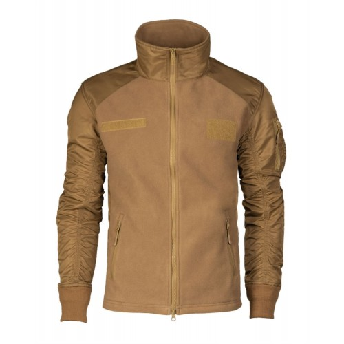 МИЛТЕК КУРТКА ФЛИСОВАЯ USAF JACKET DARK COYOTE 10430019