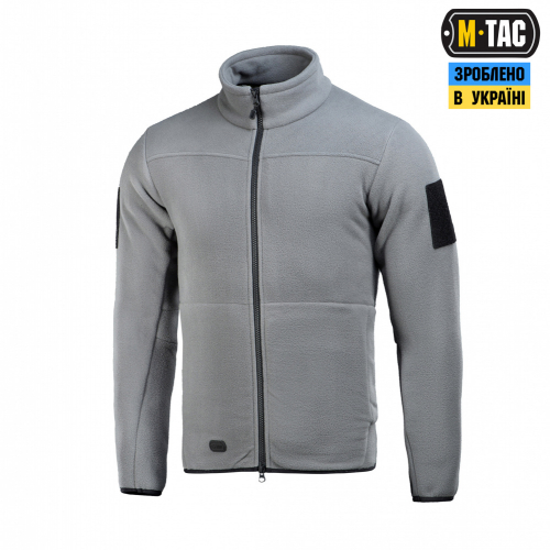 M-TAC КОФТА FLEECE COLD WEATHER GREY