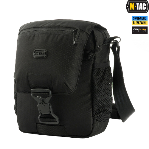 M-TAC СУМКА SATELLITE MAGNET BAG HEX ELITE BLACK