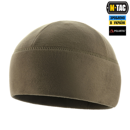 M-TAC ШАПКА WATCH CAP ФЛИС LIGHT POLAR GEN.II DARK OLIVE