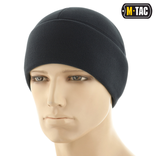 M-TAC ШАПКА WATCH CAP PREMIUM ФЛИС (225Г/М2) DARK NAVY BLUE