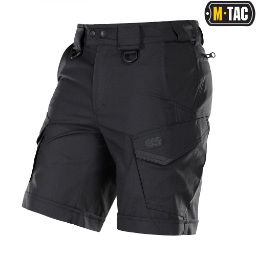 M-TAC ШОРТЫ AGGRESSOR LITE BLACK