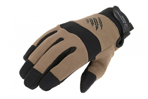 ARMORED CLAW ПЕРЧАТКИ SHOOTER COLD HALF TAN 11284