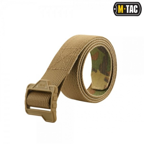 M-TAC РЕМЕНЬ DOUBLE DUTY TACTICAL BELT COYOTE/MULTICAM