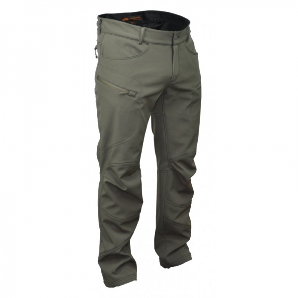 CHAMELEON БРЮКИ SOFT SHELL SPARTAN OLIVE 0313-01