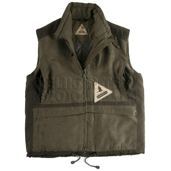 HELIKON-TEX ЖИЛЕТ DEER HUNTING VEST OLIVE GREEN H1427-02