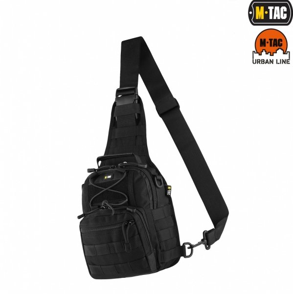 M-TAC СУМКА URBAN LINE CITY PATROL FASTEX BAG BLACK