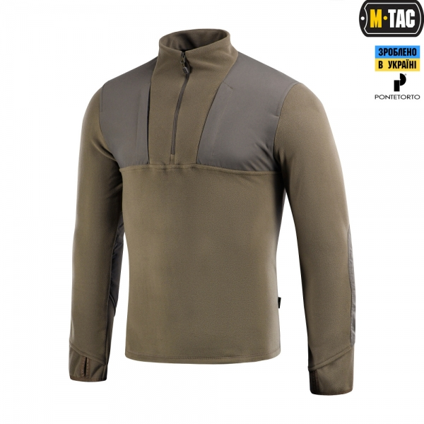 M-TAC КОФТА LEGIONNAIRE MICROFLEECE OLIVE