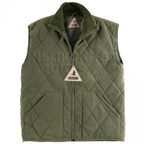 HELIKON-TEX ЖИЛЕТ FOX HUNTING VEST OLIVE GREEN H1437-02