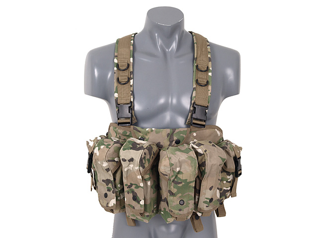 8FIELDS РАЗГРУЗОЧНАЯ СИСТЕМА CHEST RIGG MULTICAM K11018-M