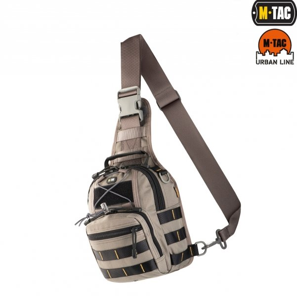 M-TAC СУМКА URBAN LINE CITY PATROL FASTEX BAG GREY